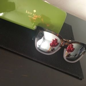 Kate spade mirror glasses